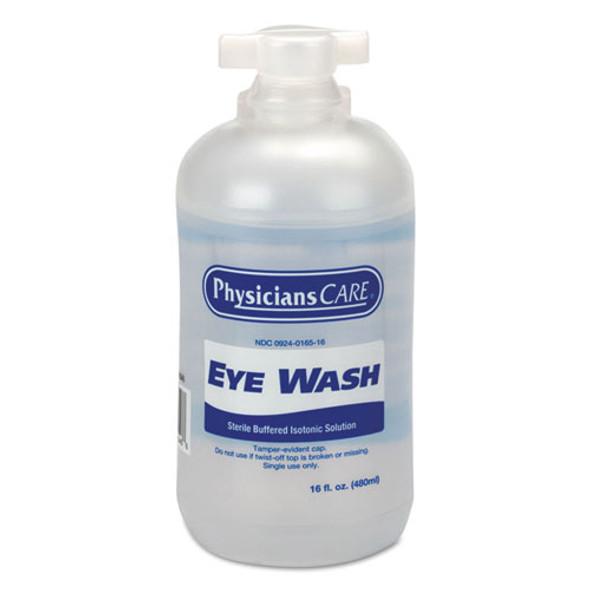 Eyewash, 16 Oz Bottle, 12/carton