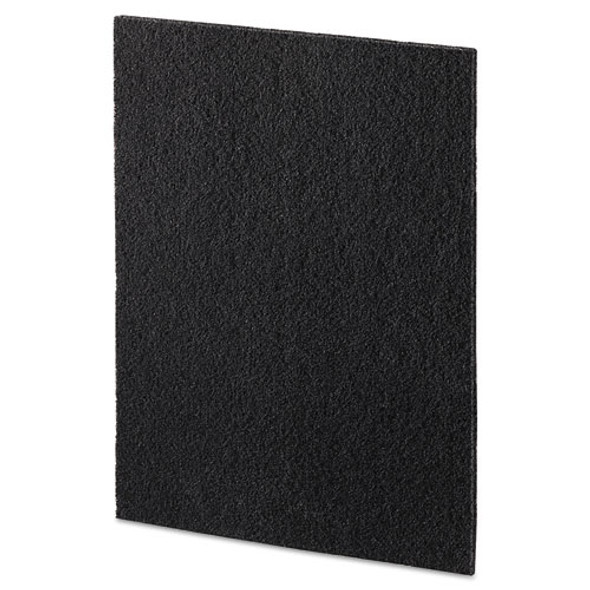 Carbon Filter For Fellowes 290 Air Purifiers, 12 7/16 X 16 1/8, 4/pack