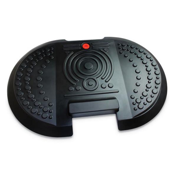 Afs-tex 4000 Anti-fatigue Mat, Rectangular, 20 X 30, Black