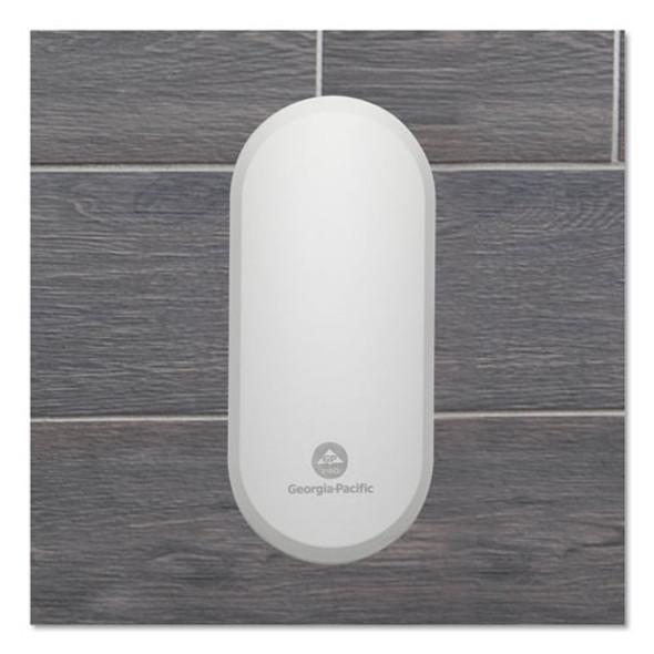 "Activeaire Passive Whole-room Freshener Dispenser, 3.22"" X 4.06"" X 6.83"", White"