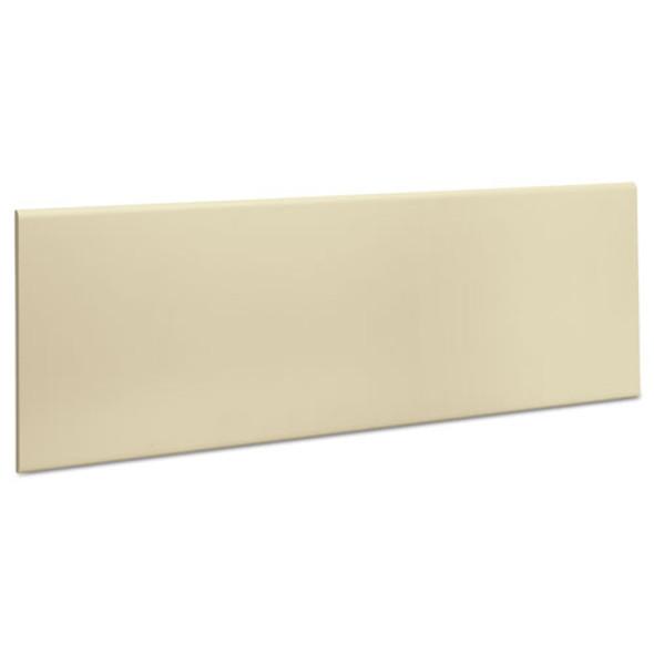 "38000 Series Hutch Flipper Doors For 48""w Open Shelf, 48w X 15h, Putty"