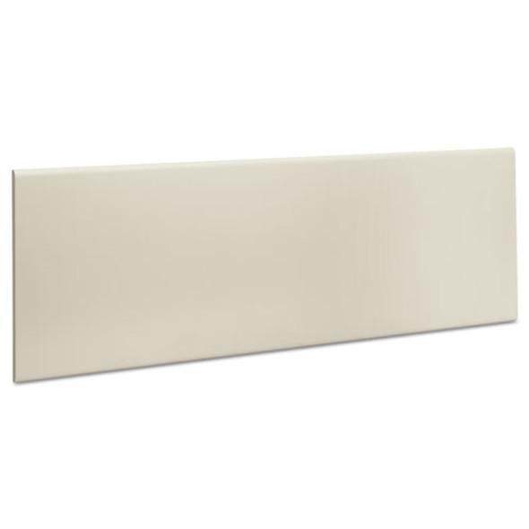 "38000 Series Hutch Flipper Doors For 48""w Open Shelf, 48w X 15h, Light Gray"