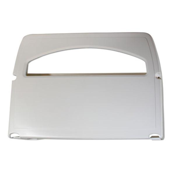 Toilet Seat Cover Dispenser, 16.4 X 3.05 X 11.9, White, 2/carton