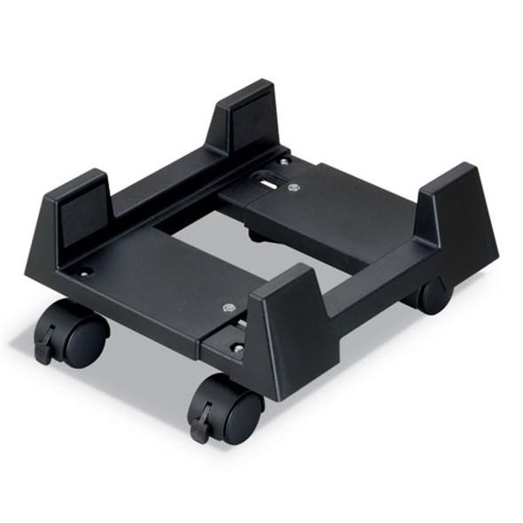 Mobile Cpu Stand, 8.75w X 10d X 5h, Light Gray