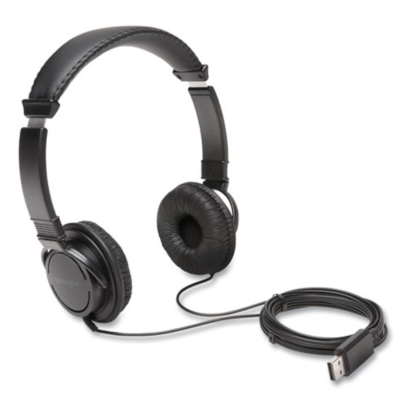 Hi-fi Headphones, Black