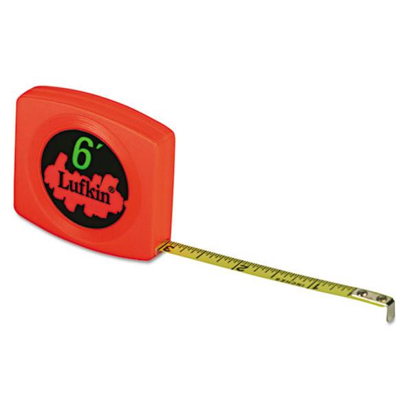 Pee Wee Pocket Measuring Tape, 10ft