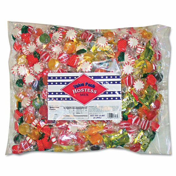 Assorted Candy Bag, 5 Lb, Bag