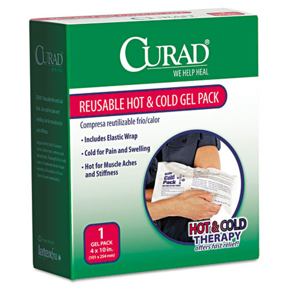 Reusable Hot & Cold Pack, W/protective Cover