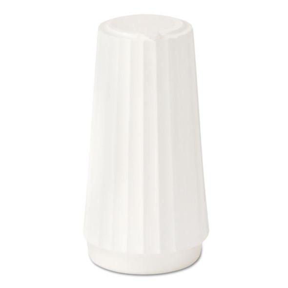 Classic White Disposable Salt Shakers, 4 Oz, 48/carton
