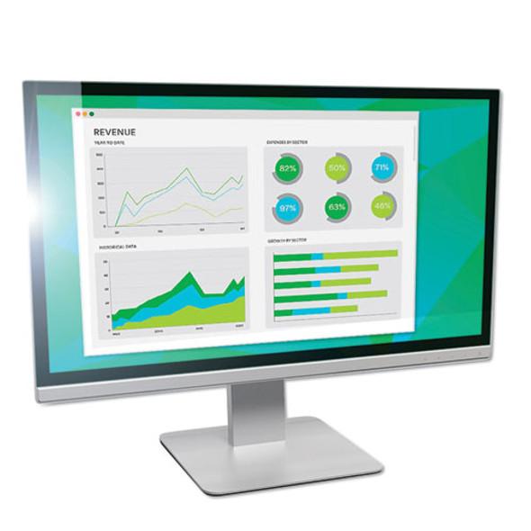 """Antiglare Frameless Filter For 21.5"""" Widescreen Monitor, 16:9 Aspect Ratio"""