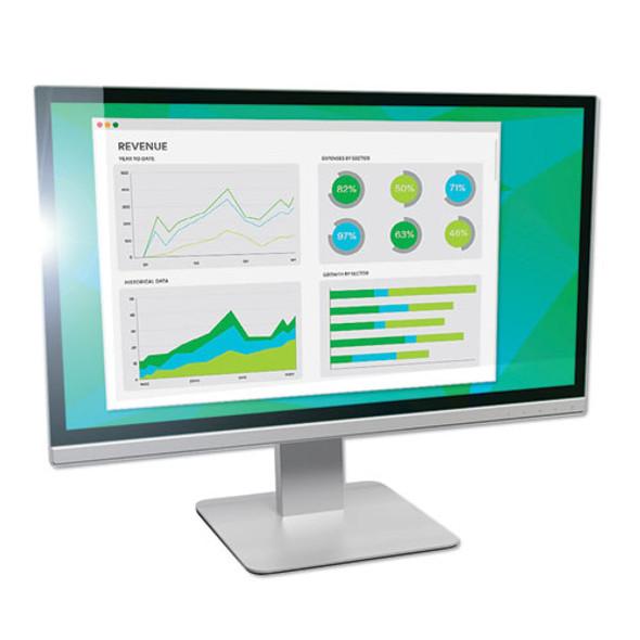 """Antiglare Frameless Filter For 23"""" Widescreen Monitor, 16:9 Aspect Ratio"""