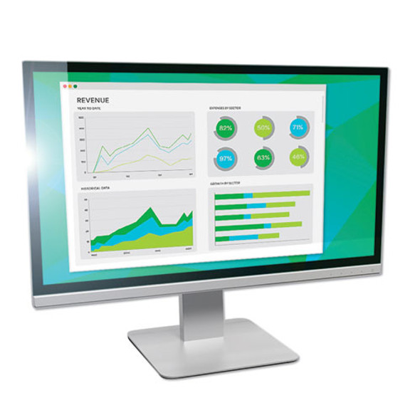 """Antiglare Frameless Filter For 23.6"""" Widescreen Monitor, 16:9 Aspect Ratio"""