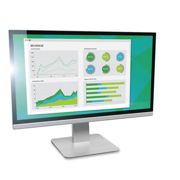 """Antiglare Frameless Filter For 24"""" Widescreen Monitor, 16:10 Aspect Ratio"""