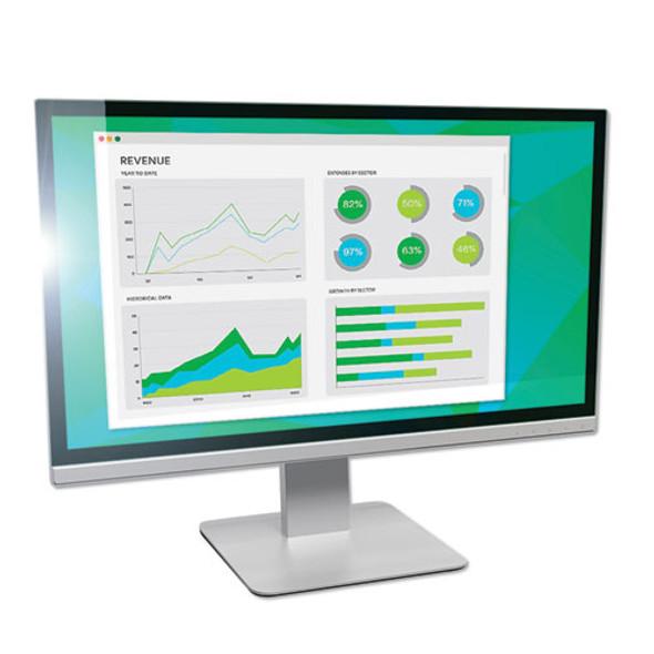 """Antiglare Frameless Filter For 27"""" Widescreen Monitor, 16:9 Aspect Ratio"""