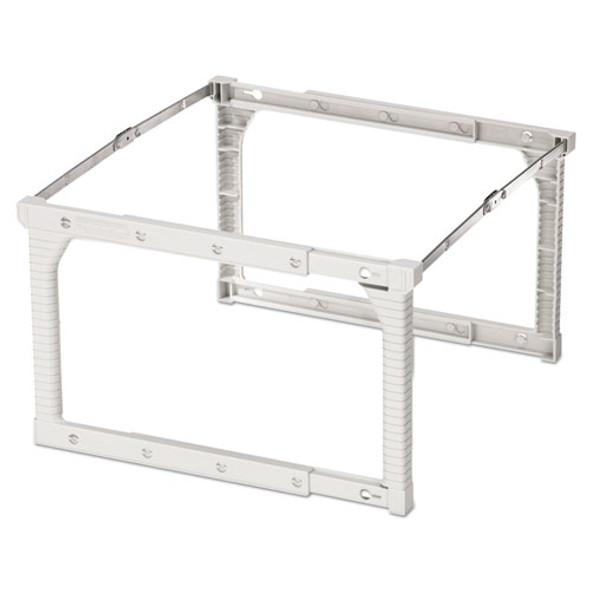 """Snap-together Hanging Folder Frame, Letter/legal Size, 18-27"""" Long, 4/box"""