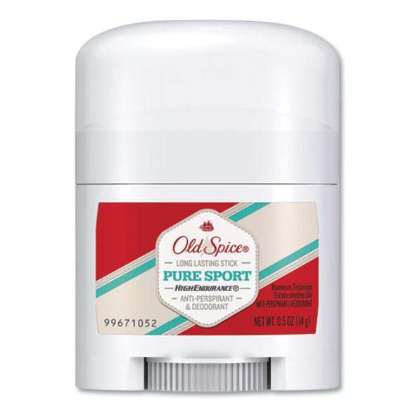 High Endurance Anti-perspirant & Deodorant, Pure Sport, 0.5 Oz Stick