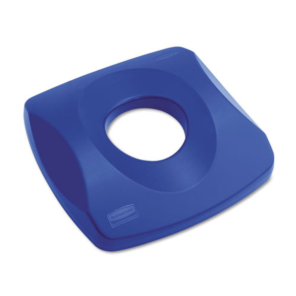 Untouchable Recycling Tops, 16 X 3.25, Blue - IVSRCP269100BE