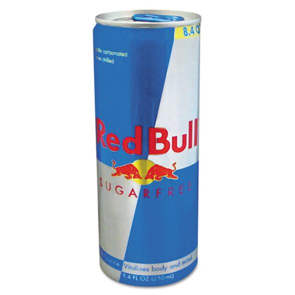 Energy Drink, Sugar-free, 8.4 Oz Can, 24/carton