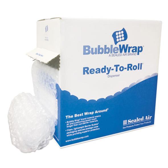"Bubble Wrap Cushion Bubble Roll, 1/2"" Thick, 12"" X 65ft"