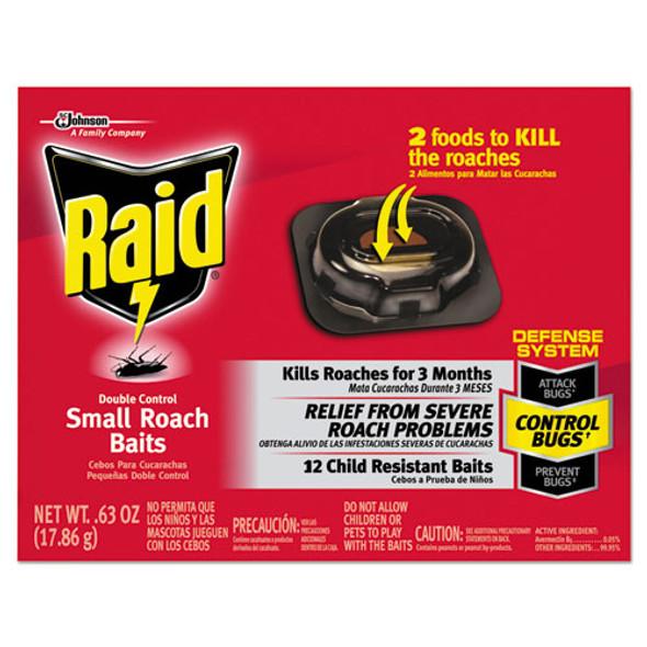 Roach Baits, 0.63 Oz Box, 12/carton