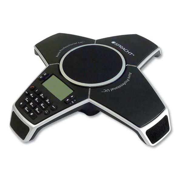 Aura Professional Uc Conference Phone, Black