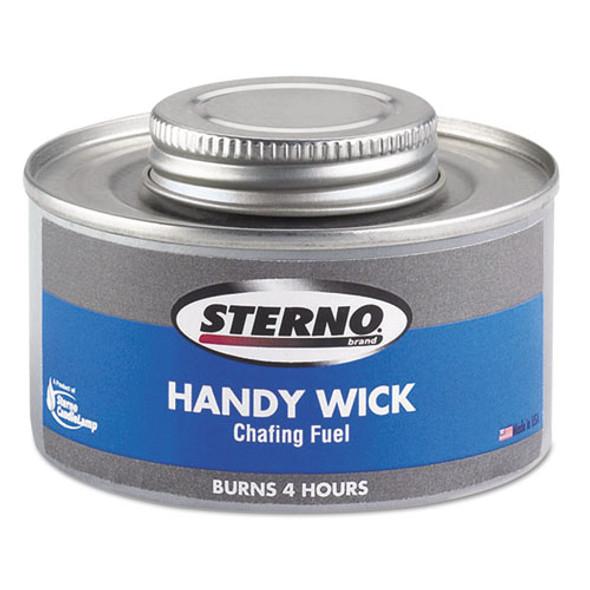 Handy Wick Chafing Fuel, Can, Methanol, Four-hour Burn, 24/carton