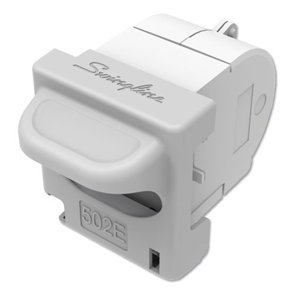 "Desktop Electric Stapler Cartridge, 0.25"" Leg, 0.5"" Crown, Steel, 1,500/cartridge, 2 Cartridges/box, 3000/box"