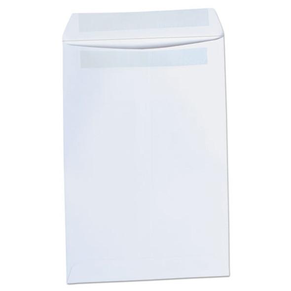 Self-stick Open-end Catalog Envelope, #1, Square Flap, Self-adhesive Closure, 6 X 9, White, 100/box