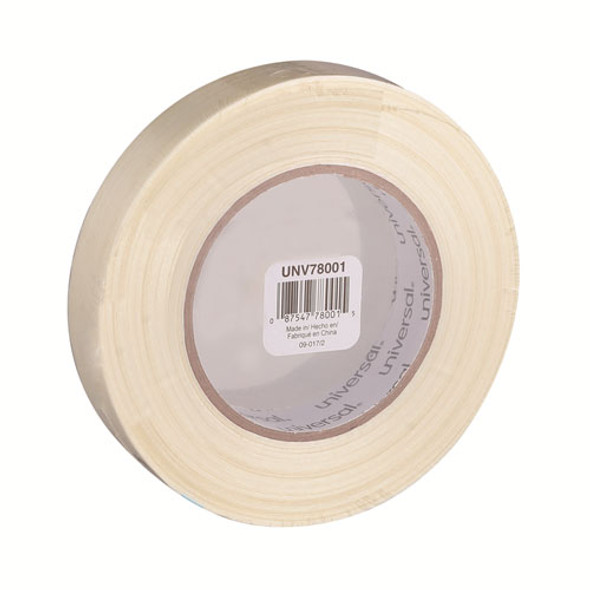 "190# Medium Grade Filament Tape, 3"" Core, 24 Mm X 54.8 M, Clear"