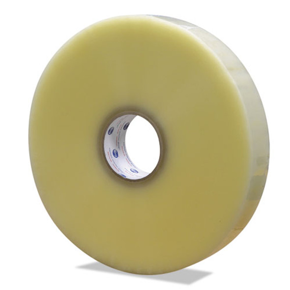 """Clear Packaging Tape, 3"""" Core, 72 Mm X 1371 M, Clear, 4/carton"""