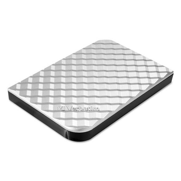 Store 'n' Go Usb 3.0 Portable Hard Drive, 2 Tb, Silver