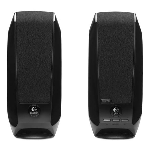 S150 2.0 Usb Digital Speakers, Black