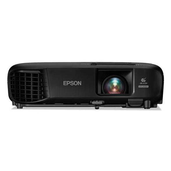 Powerlite 1286 Wireless 3lcd Projector, 3600 Lm, 1920x1200 Pixels, Optical Zoom