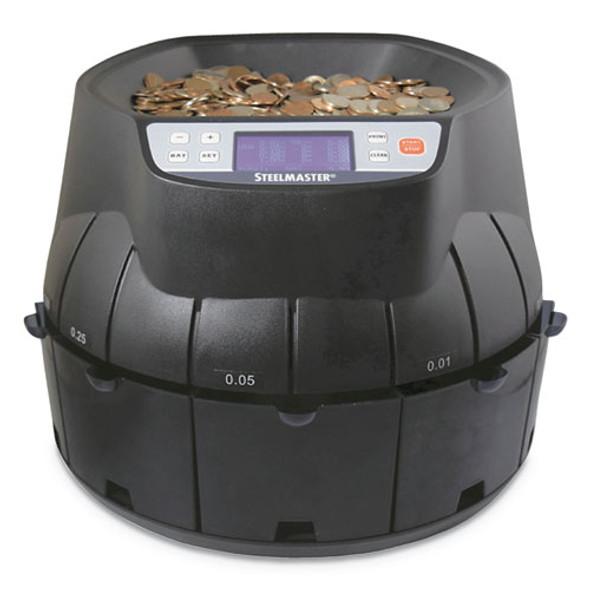 Coin Counter/sorter, Pennies Through Dollar Coins