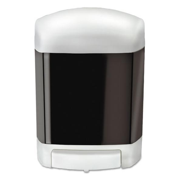 """Clear Choice Bulk Soap Dispenser, 50 Oz, 4"""" X 6.63"""" X 9"""", White"""