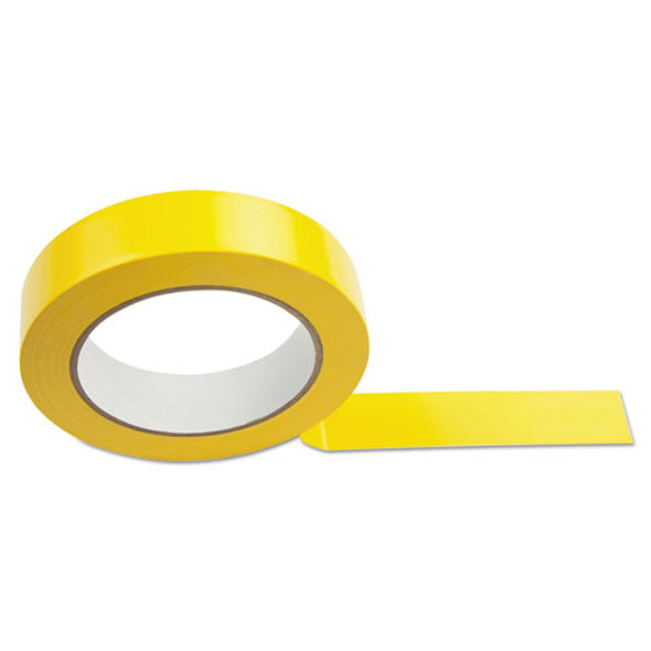 "Floor Tape, 1"" X 36 Yds, Yellow"