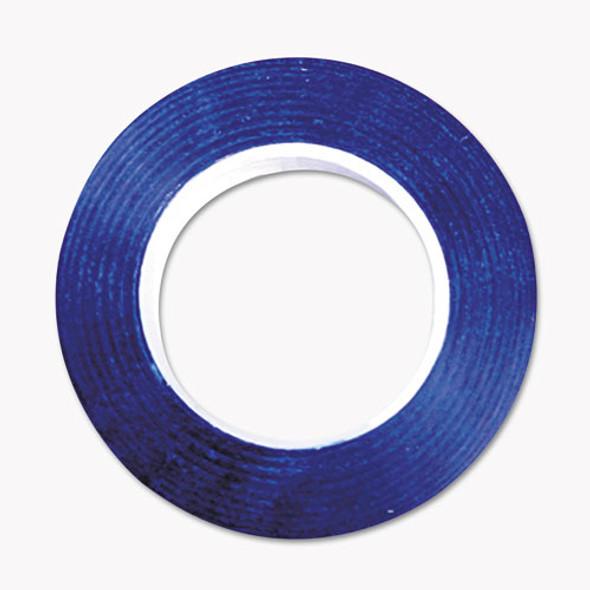 """Art Tape, 0.25"""" X 27 Ft, Blue"""