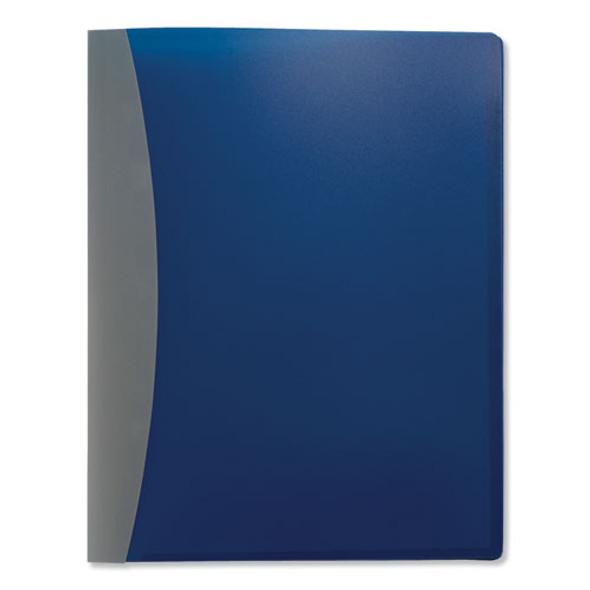 Executive Portfolio, Letter Size, Blue