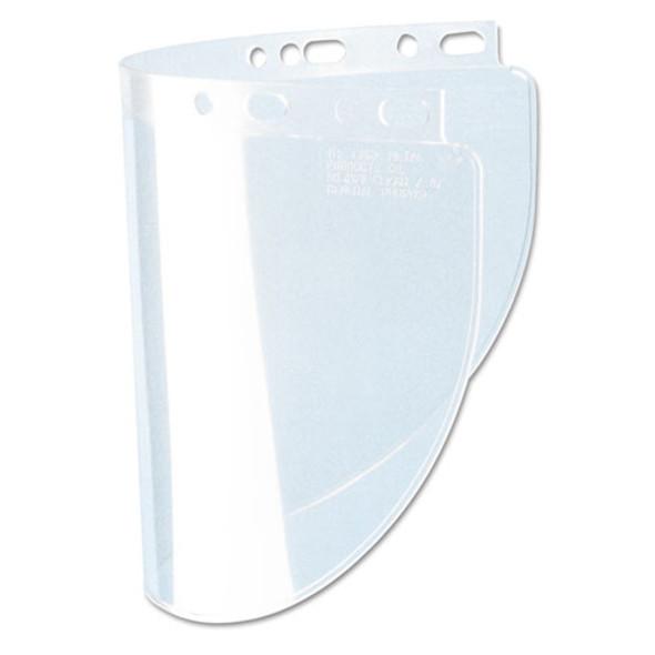 High Performance Face Shield Window, Standard, Propionate, Clear