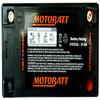 Motobatt MBTX20U (HD) 21Ah Battery
