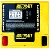 Motobatt MBT12B4 11Ah Battery