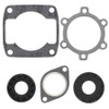 Winderosa Gasket Kit for Arctic Cat Lynx 2000 S 77 78 79 80 1977-1980