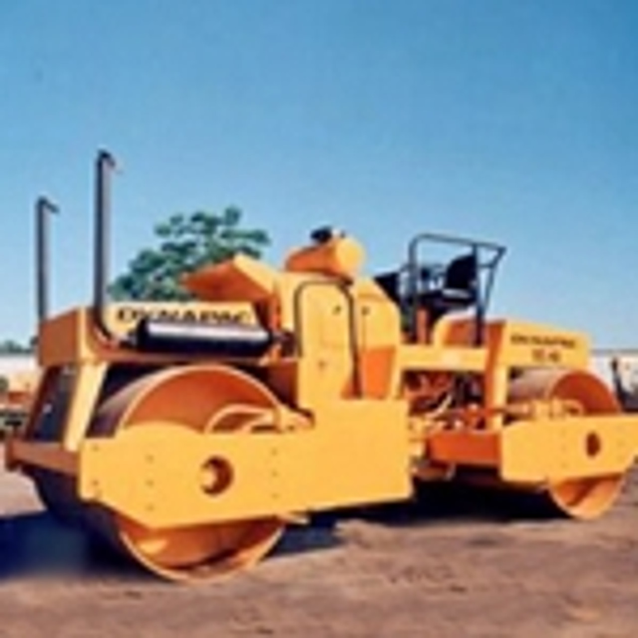 Paving Equipment