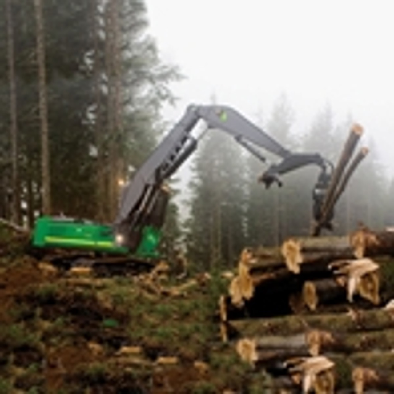 Forestry Swing Machine