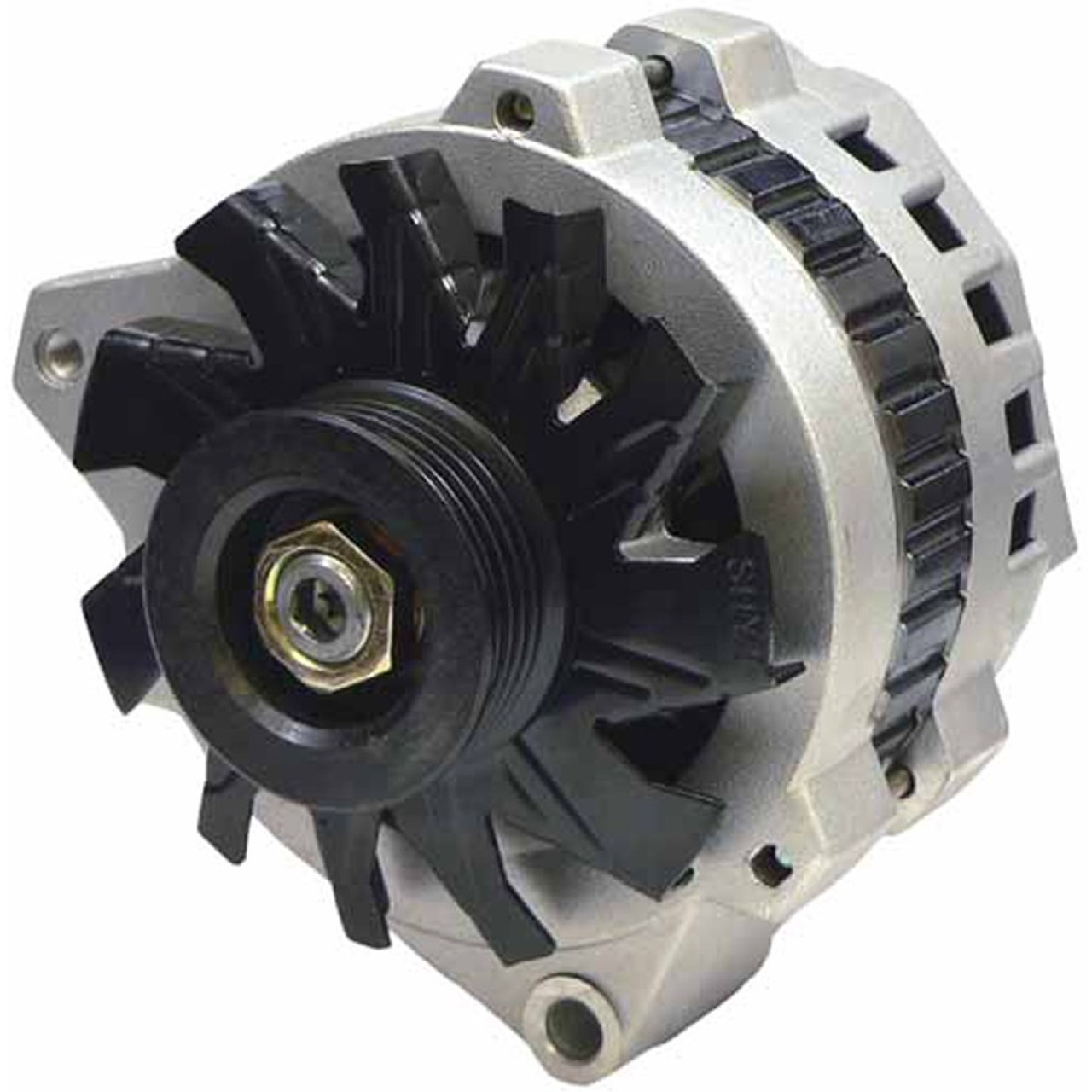 alternator high output 5 0 5 7l 7 4l chevy truck 93 94 95 220 amp Chevy 350 Alternator Wiring