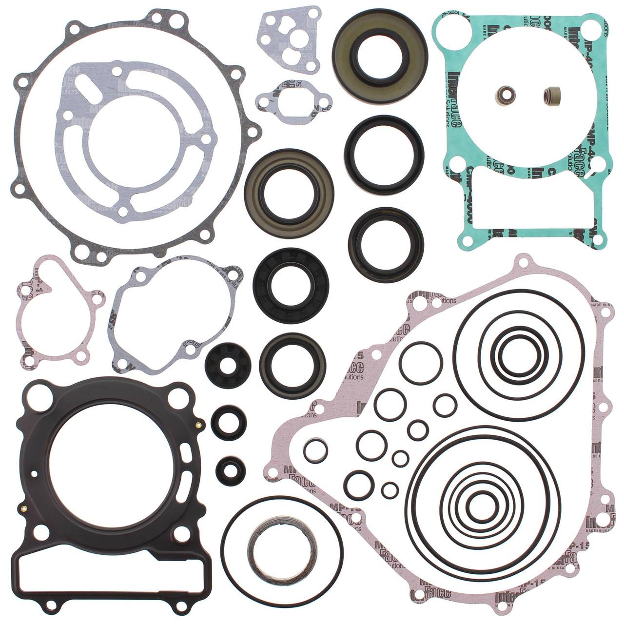 Winderosa Engine Oil Seal Kit For Yamaha 450 RHINO 2006-2009 450cc