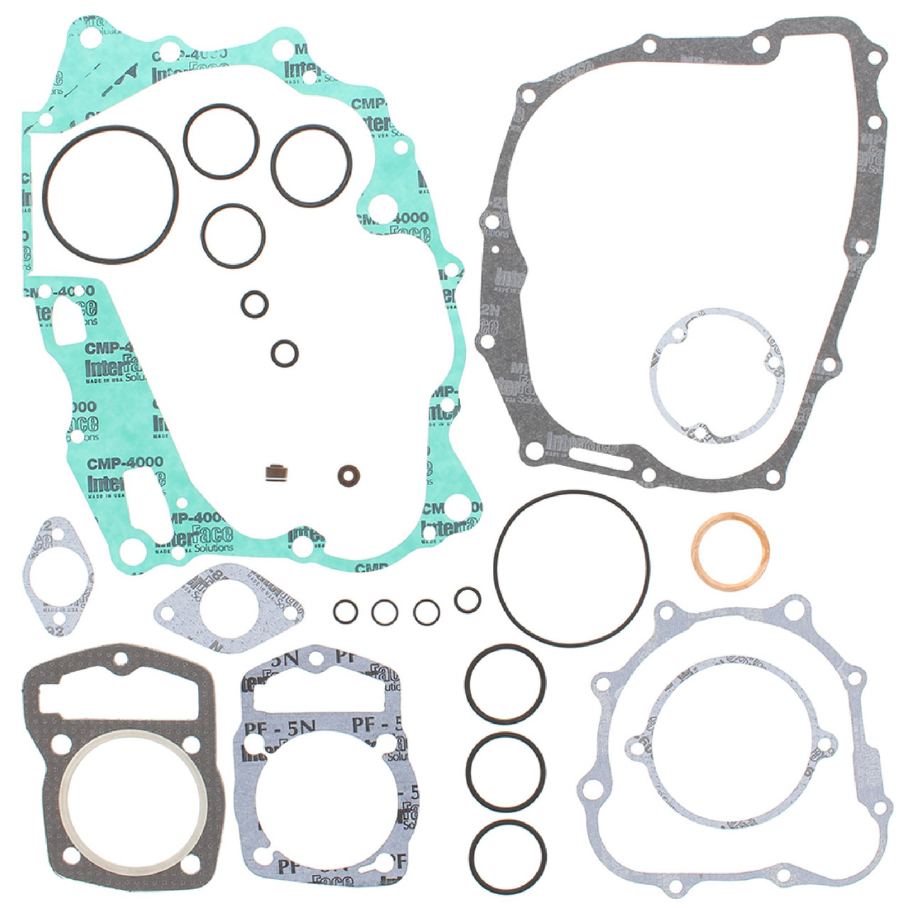 Winderosa Complete Gasket Kit for Honda CRF 230 L 08 09, CRF 230 M 09