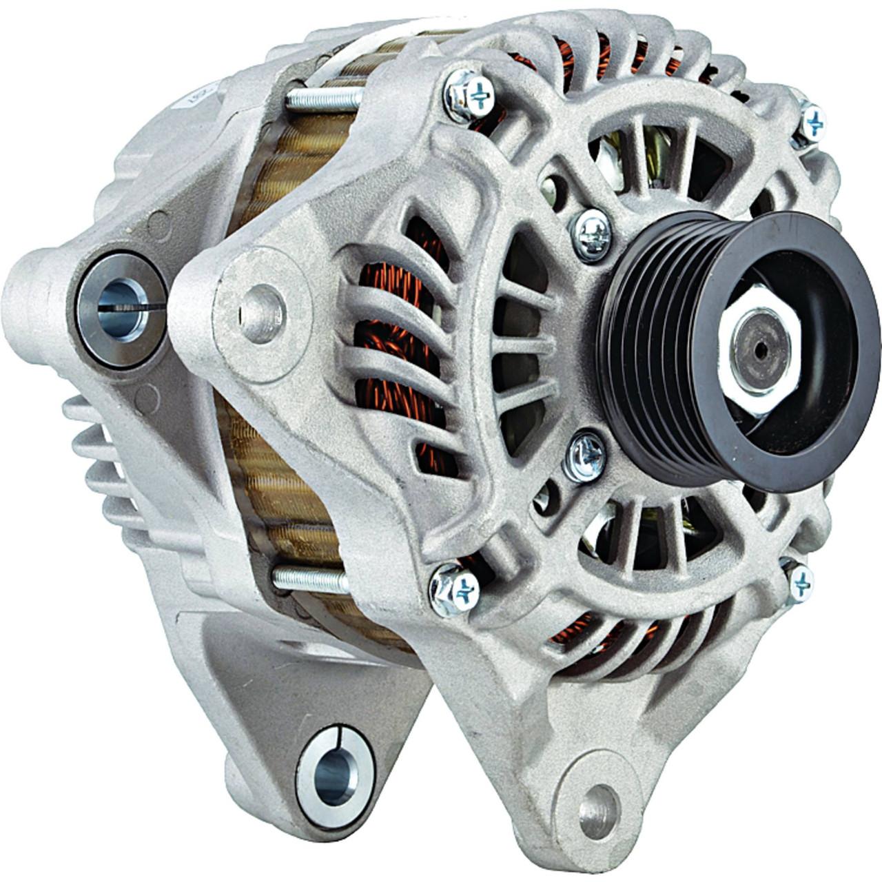 2012 Mazda 3 Alternator
