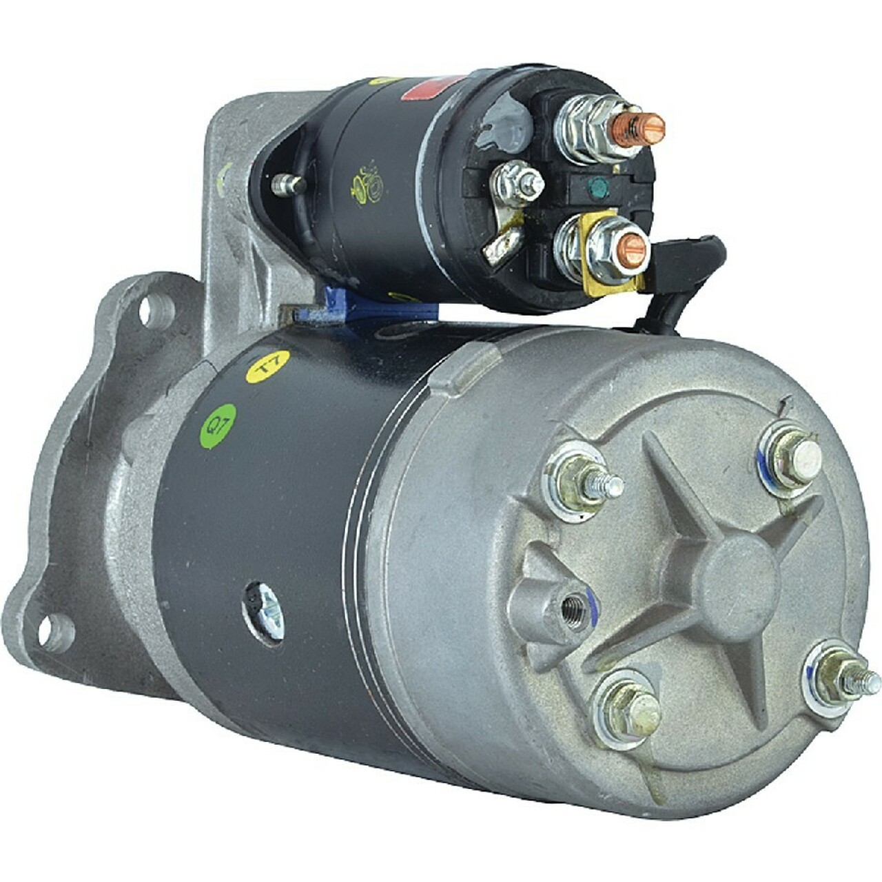 mPower 75 8560 4WD 410-30053 New Industrial Starter for Mahindra 4550 2WD