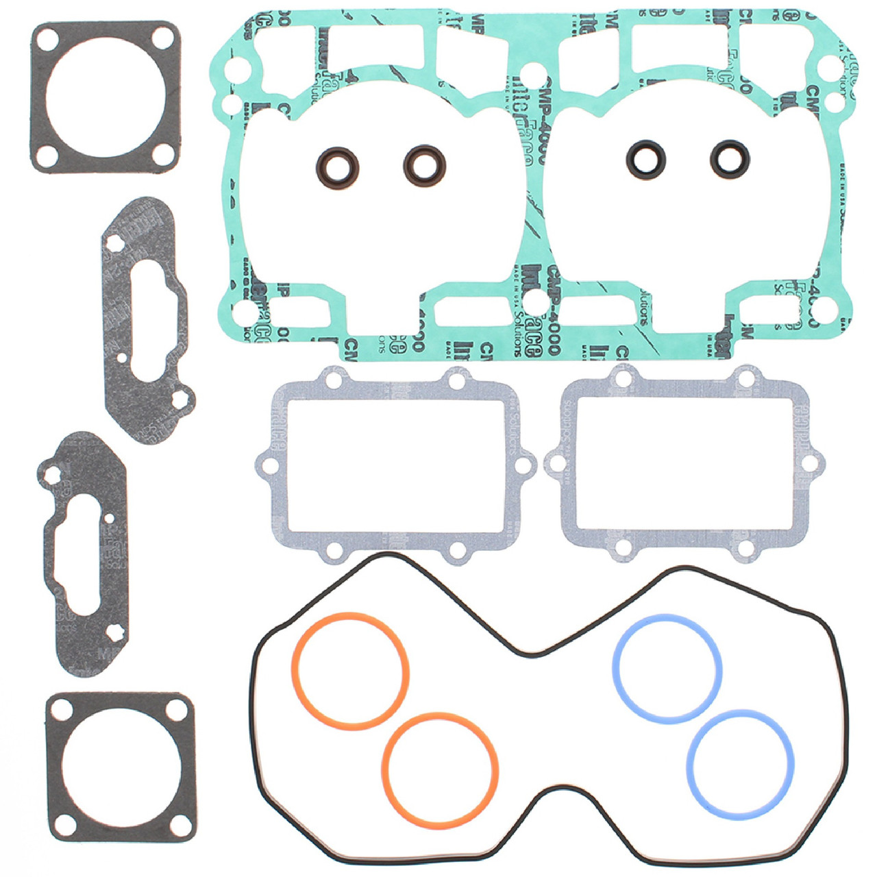 Parts & Accessories New Full Top Gasket Set for Ski-Doo MX Z X RS 800 R ETEC 11-15